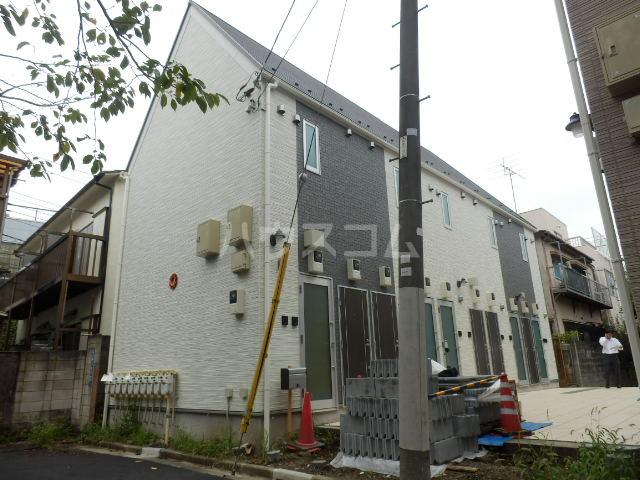 サークルハウス蒲田壱番館外観写真