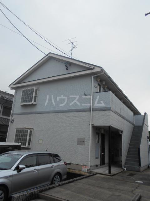 ティーエムズ香坂 204号室の外観