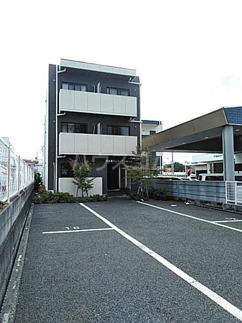 名古屋インターマンション外観写真