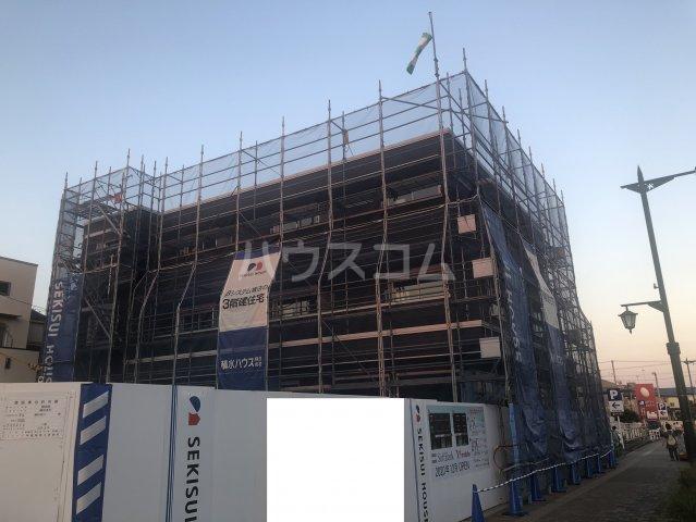 仮)野火止7丁目新築計画外観写真