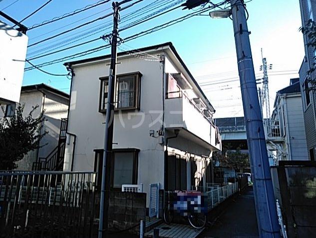 ベルシオン新田外観写真