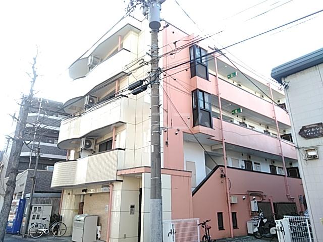 ハイネス新川崎外観写真