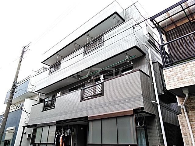 コーポヤマキ外観写真