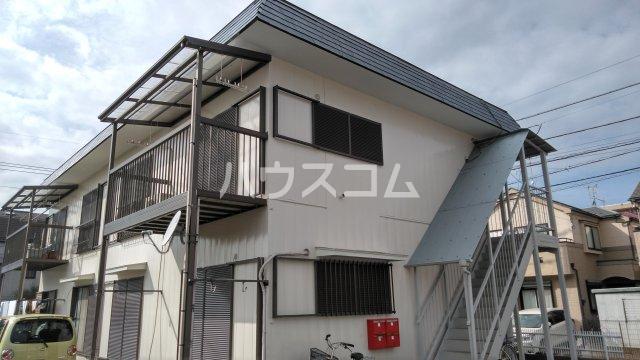 メゾン・シマムラA 201号室の外観