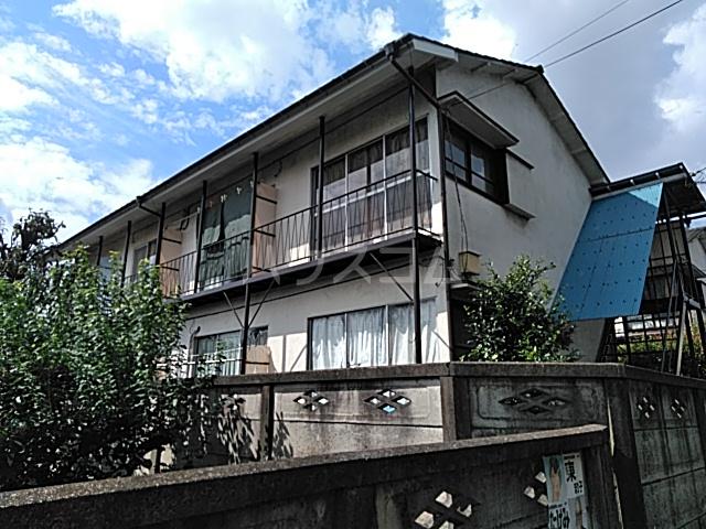第一昭和荘外観写真