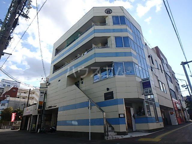 ニュー田中屋マンション外観写真