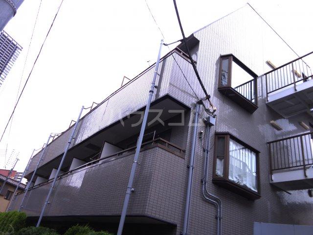 レジデンス東池袋 206号室の外観