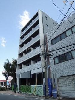 B CITY APARTMENT IKEBUKURO WEST外観写真