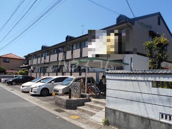 アビタ京外観写真