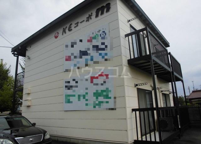 KEコーポM 201号室の外観