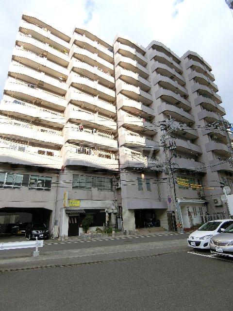 ローズマンション第1博多 302号室の外観