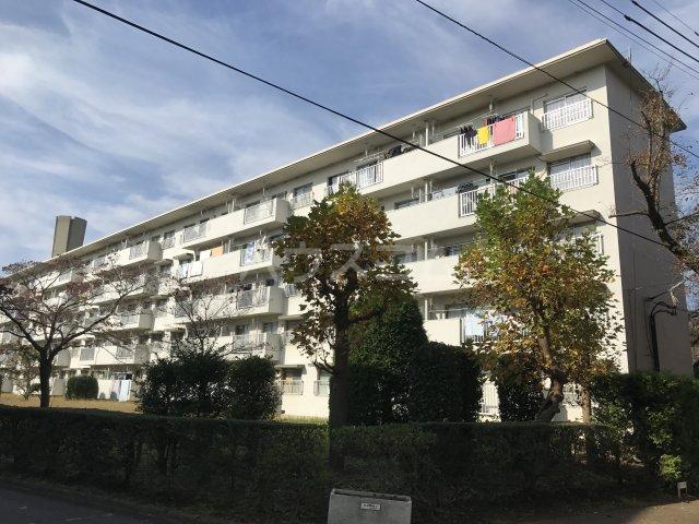 花見川団地7-14棟外観写真