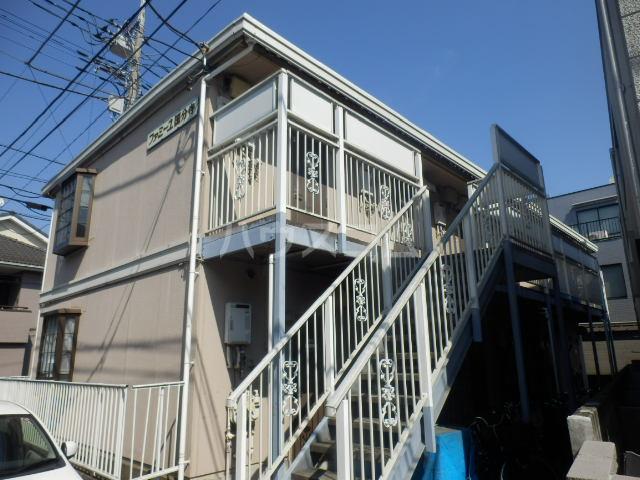 ファミーユ国分寺 201号室の外観