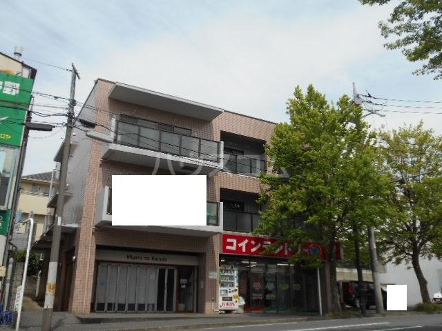 荏子田ビル外観写真