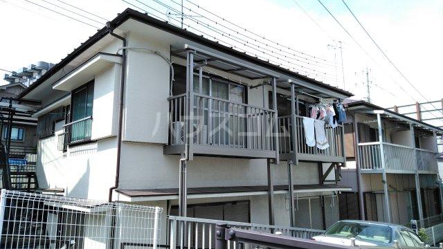 第二城田荘外観写真