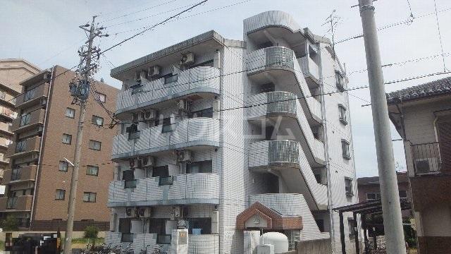 ミリアン稲沢駅前外観写真
