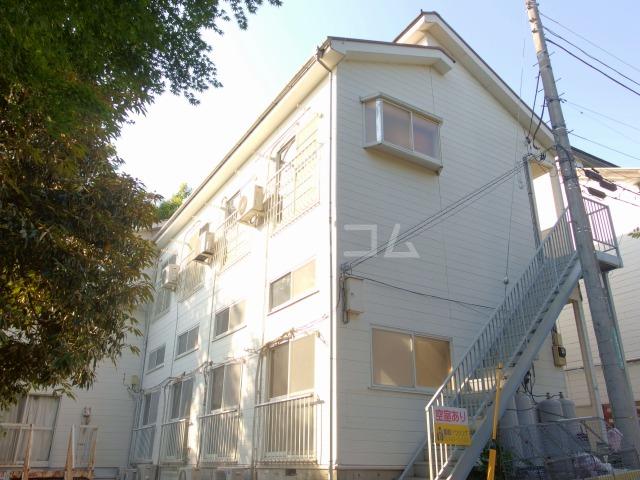 ホワイトウイング連光寺Ⅲ 103号室の外観