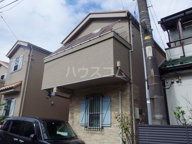 和田貸家の外観