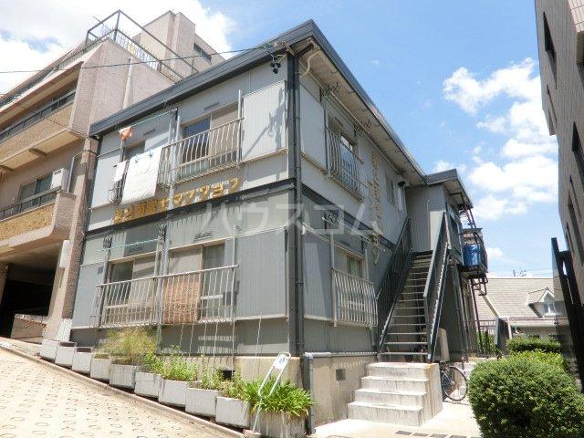 第2菊富士マンション 102号室の外観