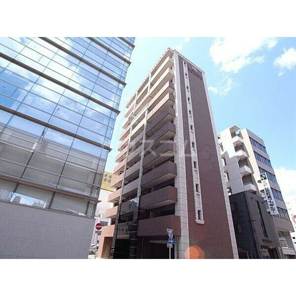 ライジングコート名古屋駅前東外観写真