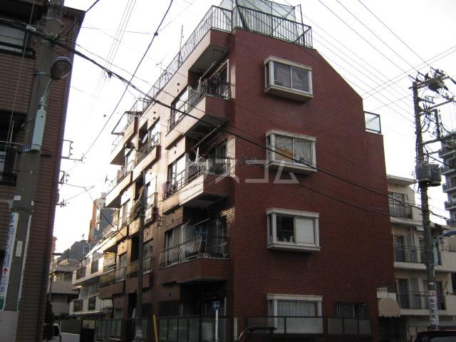 駒込コープ 301号室の外観
