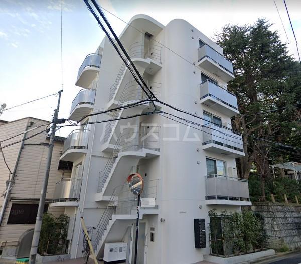 ブラン文京本駒込 501号室の外観
