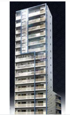 プレセダンヒルズ文京本駒込 202号室の外観