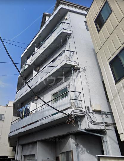 アシスト第5駒込マンション外観写真