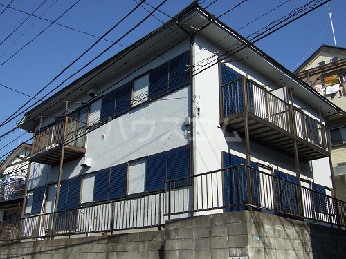 メゾン西生田 202号室の外観