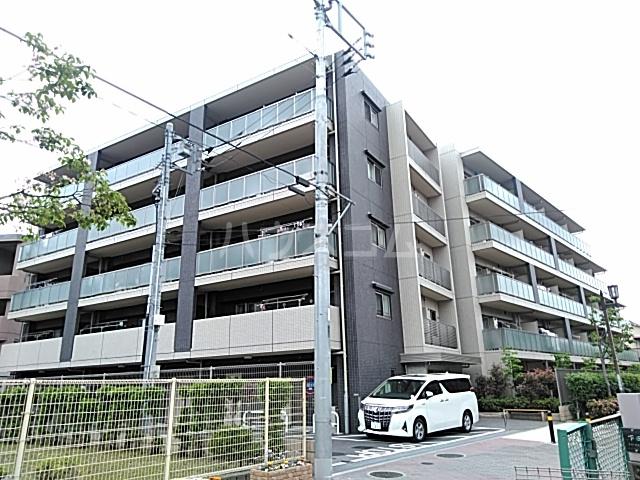 パレステージ青井ナチュラコート 110号室の外観