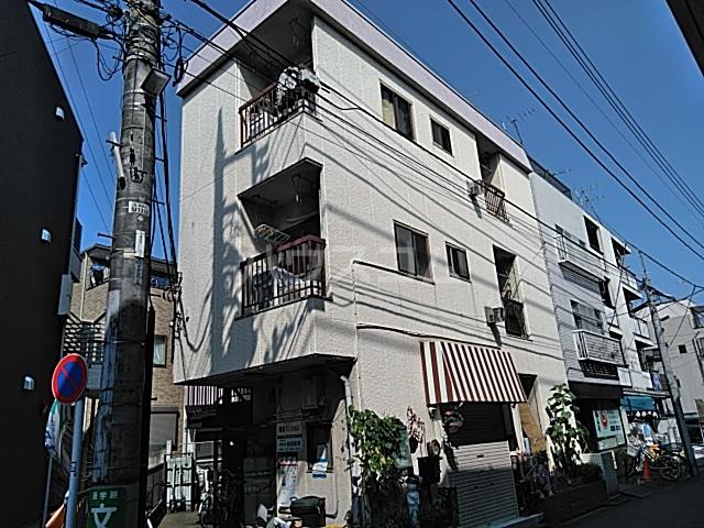 藤田マンション外観写真