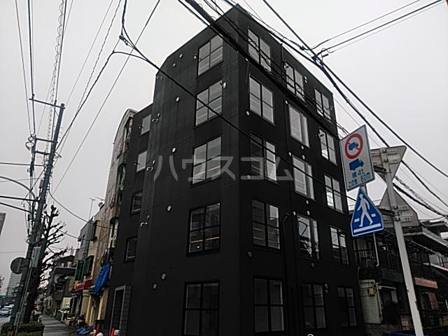 グラフィティ西新井外観写真