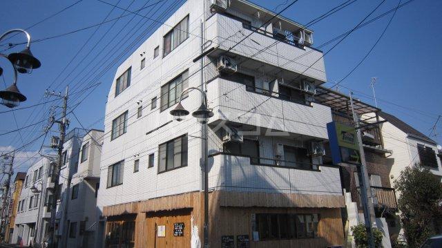 ヴィラ・コート大岡山 401号室の外観