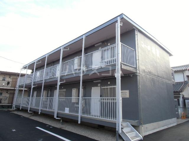 横山町apartment 203号室の外観