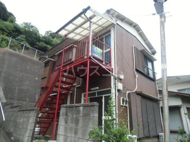 田浦SKアパート外観写真