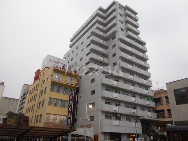高崎鞘町シティハウス外観写真