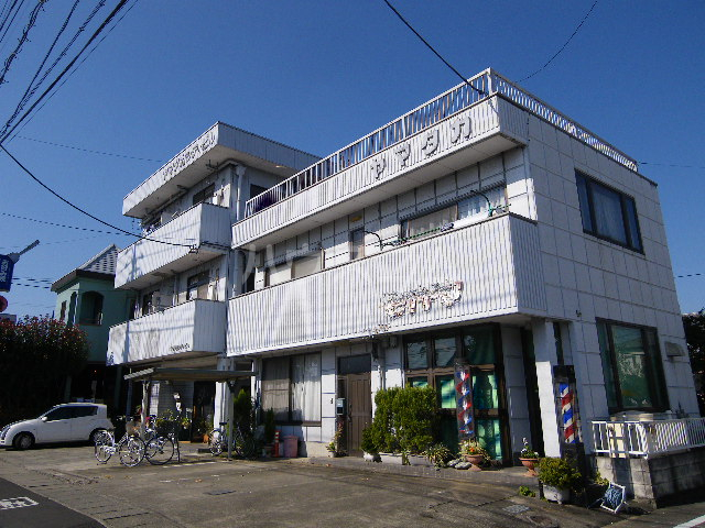 ヤマタカシティビル外観写真