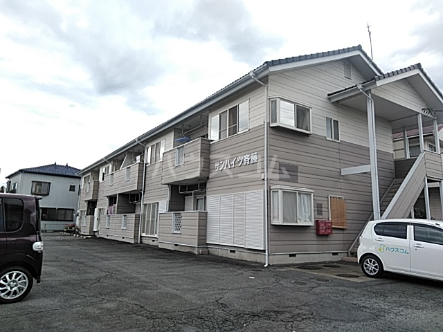 サンハイツ斉藤 101号室の外観