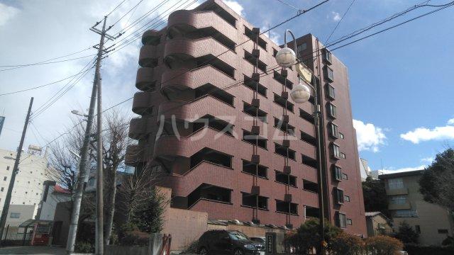 赤坂クラウンズマンション外観写真