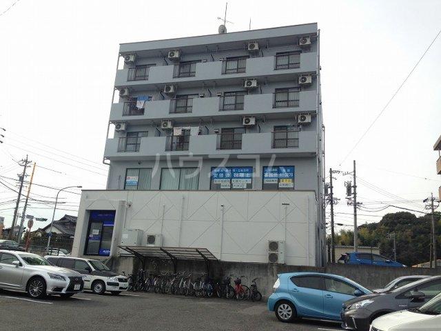 ルック神田 403号室の外観