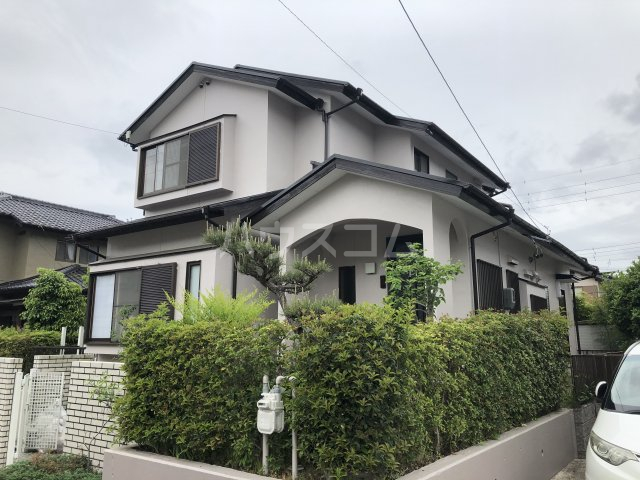 豊田市 五ケ丘貸家外観写真