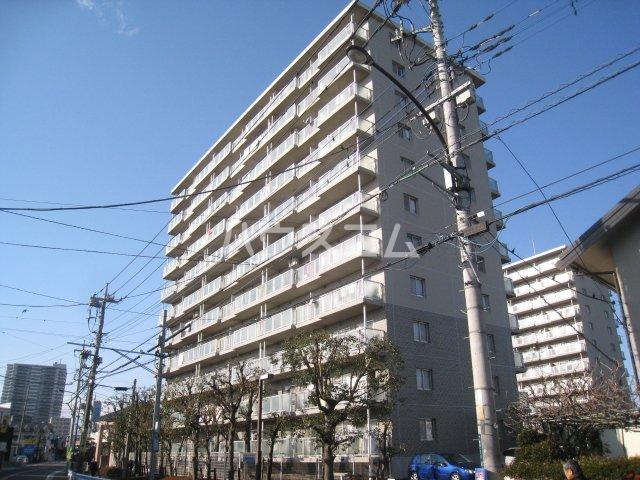 プロスペール谷塚壱番館外観写真
