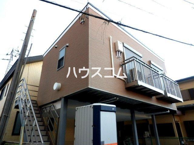 松井コーポ外観写真