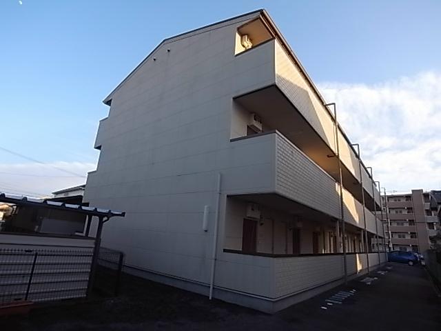 新着賃貸18:静岡県浜松市中区佐藤2丁目の新着賃貸物件