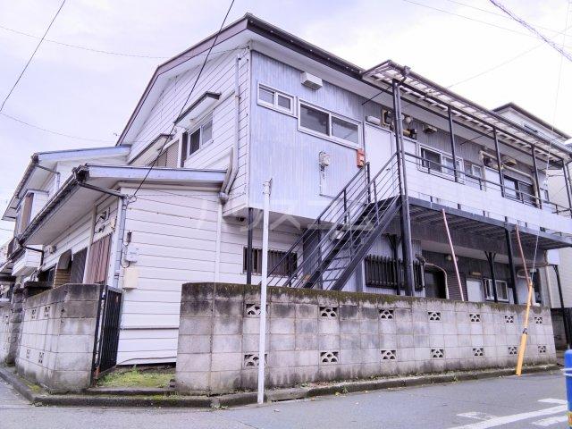 佐々木アパート外観写真