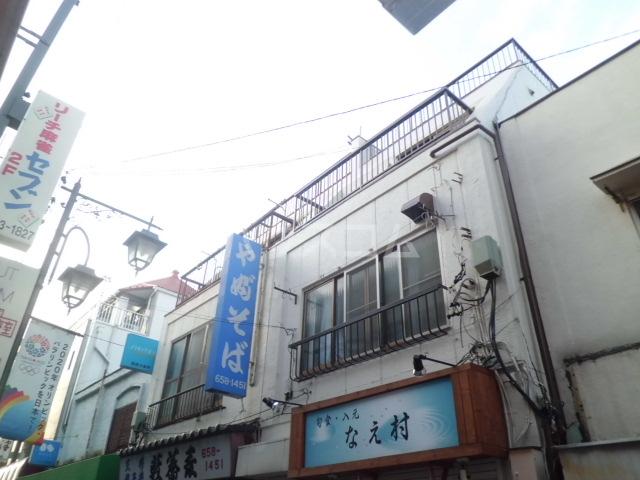 神戸マンション外観写真