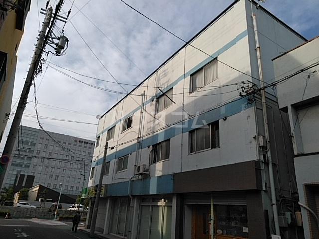 日赤前森田ビル 3C号室の外観