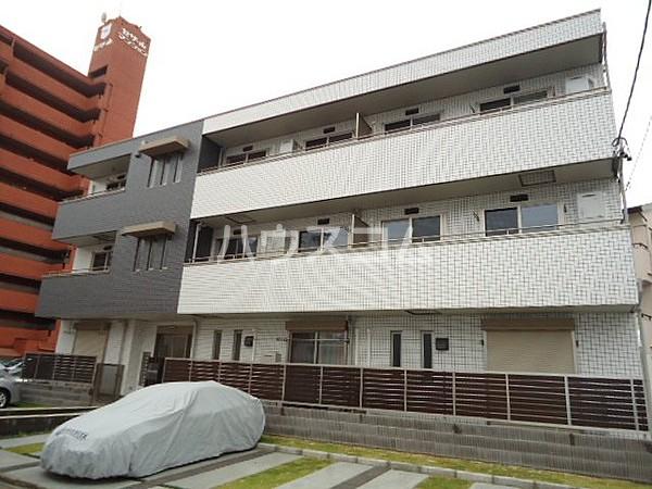 コンテッサ名駅外観写真