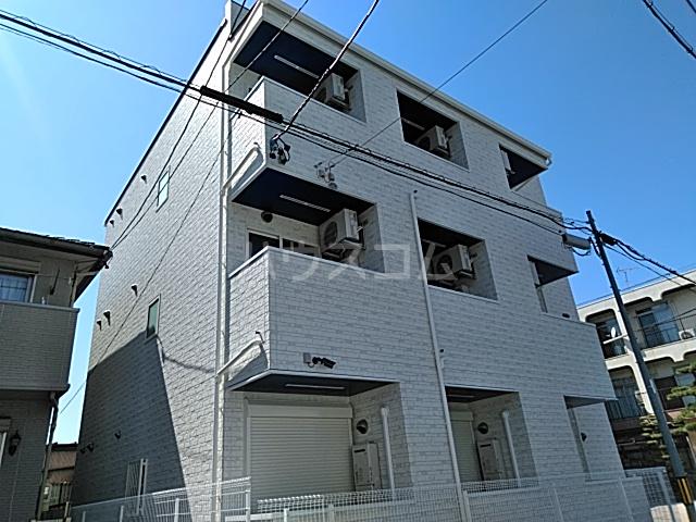 AZEST-RENT本陣 102号室の外観