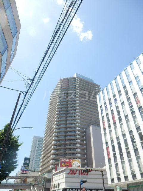 横浜ヘリオスタワー外観写真